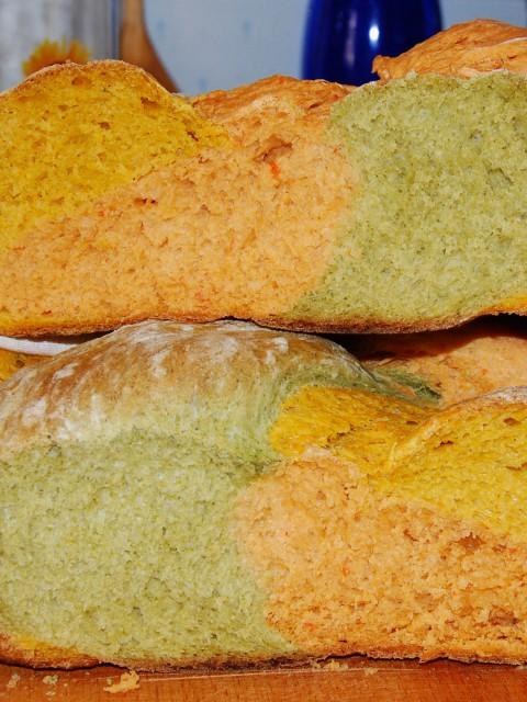 Цветной хлеб_2