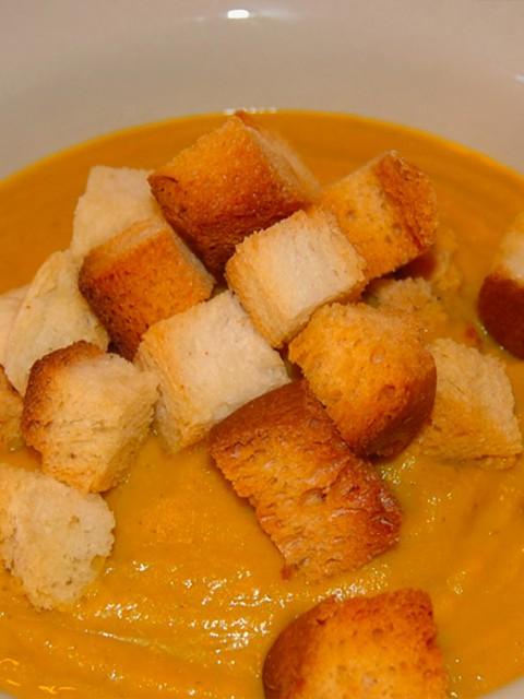 Тыква и Ко. Варим крем-суп