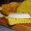 Индийский хлеб с сыром